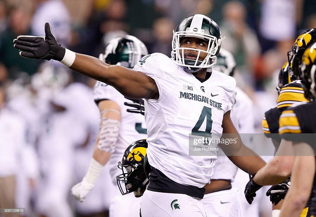 Big Ten Championship : News Photo