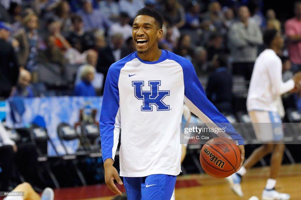 NCAA Basketball Tournament - South Regional - Memphis