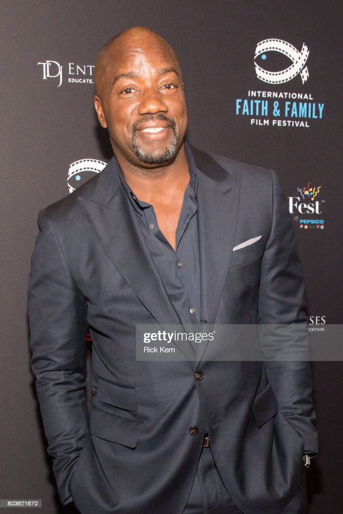 Malik Yoba poses before the MegaFest Leading Men In Hollywood Panel at the Omni Hotel on June 29, 2017 in Dallas, Texas.