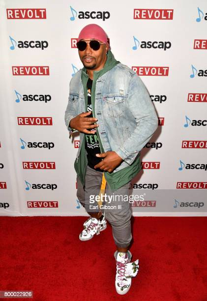 Malik Yusef at the ASCAP 2017 Rhythm Soul Music Awards at the Beverly Wilshire Four Seasons Hotel on June 22 2017 in Beverly Hills California
