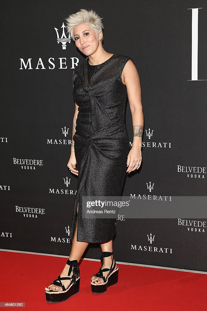 The Misia Ball - Lampoon Launch Party - Photocall