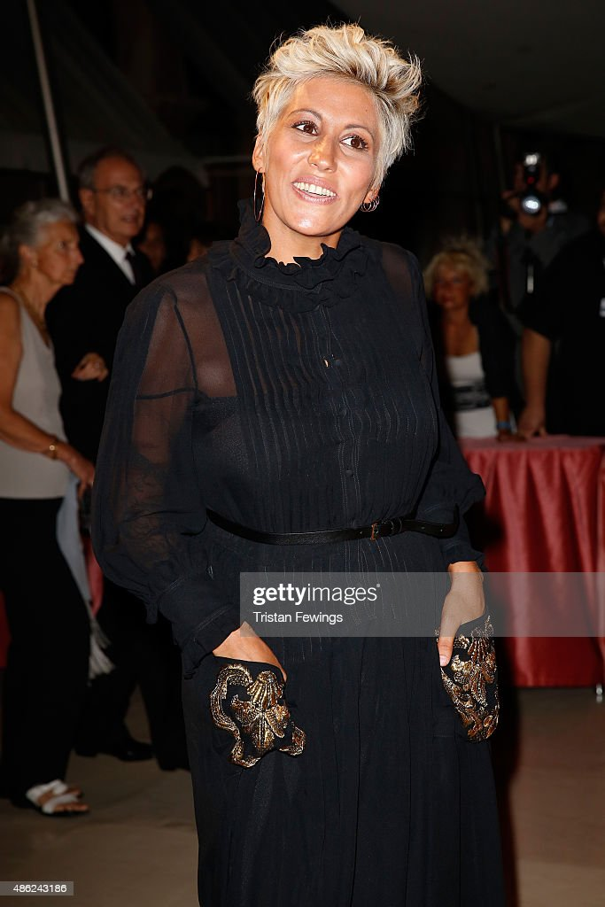 Opening Dinner - Arrivals - 72nd Venice Film Festival