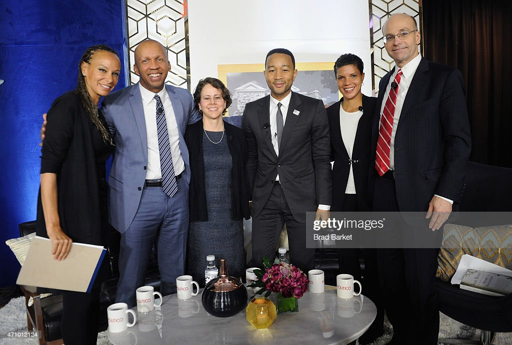 "POLITICO Hosts ""An Evening With John Legend"" To Kick-Off White House Correspondents' Weekend : Fotografia de notícias"