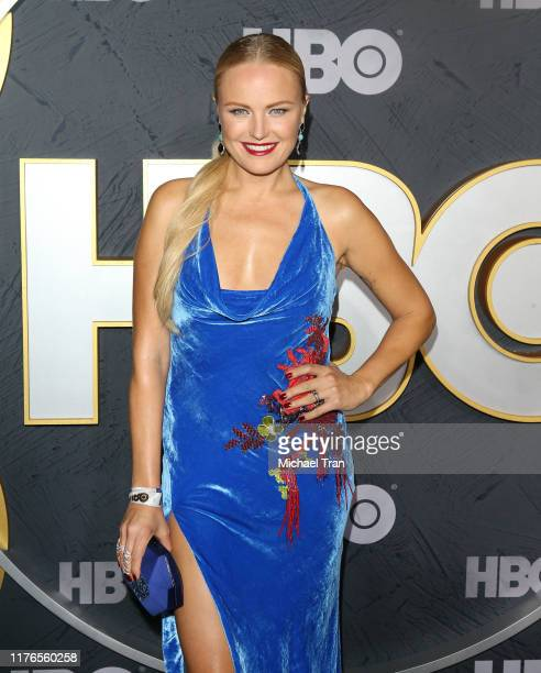 Malin Ackerman attends the HBO's Post Emmy Awards reception held at The Pacific Design Center on September 22, 2019 in Los Angeles, California.