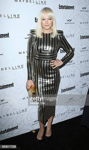 Malin Akerman arrives at the Entertainment Weekly hosts celebration honoring nominees for The Screen Actors Guild Awards held at Chateau Marmont on...