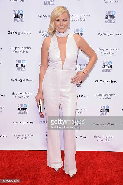 Malin Akerman attends IFP's 26th Annual Gotham Independent Film Awards at Cipriani Wall Street on November 28 2016 in New York City