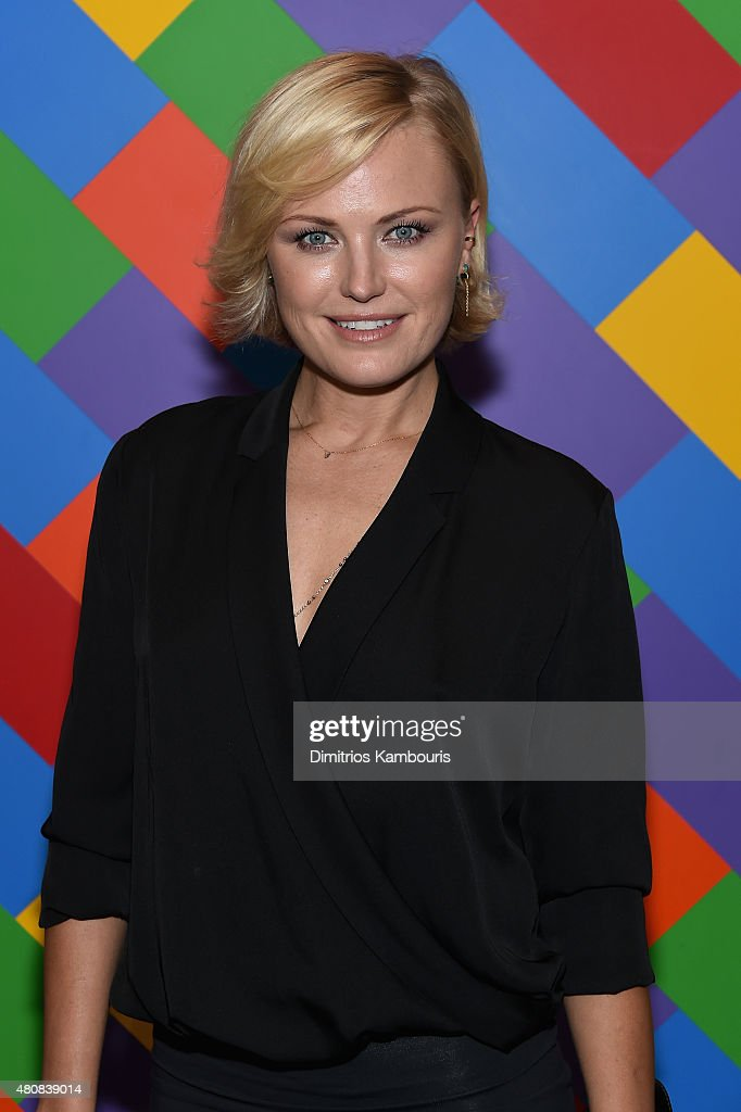 Malin Akerman attends Sony Pictures Classics 'Irrational Man' premiere hosted by Fiji Water, Metropolitan Capital Bank and The Cinema Society on July 15, 2015 in New York City.