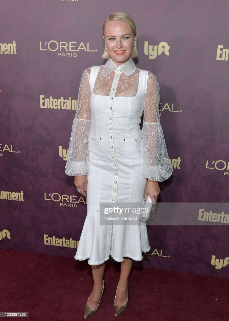 Entertainment Weekly And L'Oreal Paris Hosts The 2018 Pre-Emmy Party - Arrivals : News Photo