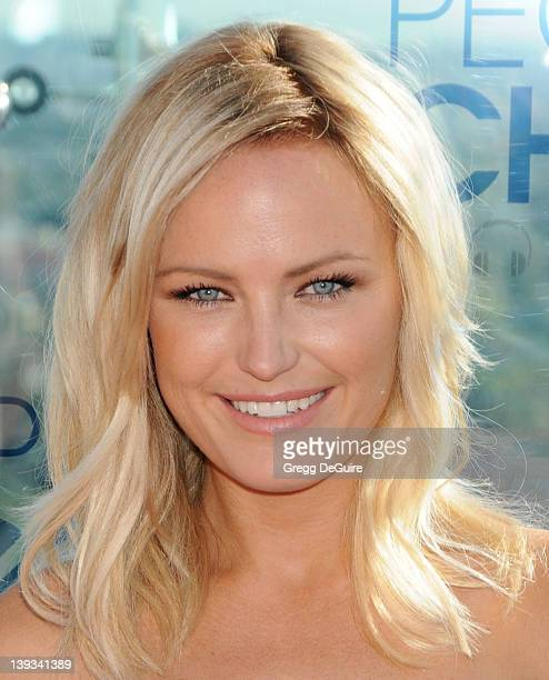 Malin Akerman attends the People's Choice Awards 2011 Nominations Announcement and Press Conference at The London West Hollywood Hotel on November 9,...