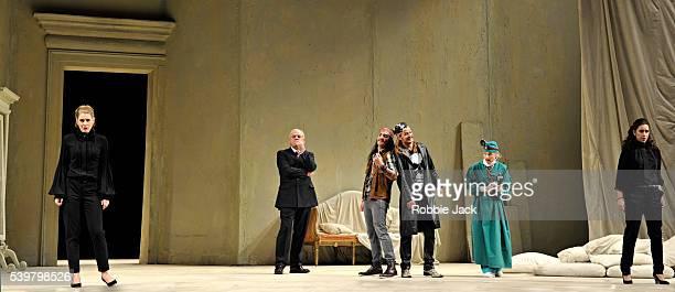 Malin Bystrom as Fiordiligi Thomas Allen as Don Alfonso Charles Castronovo as Ferrando Nikolay Borchev as Guglielmo Rosemary Joshua as Despina and...