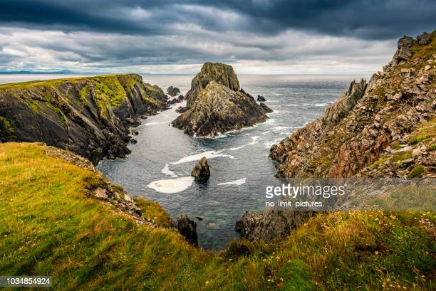 malin head - county donegal stock photos and pictures