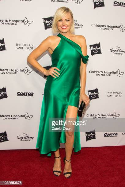 Malin kerman arrives for 2018 From Paris with Love Children's Hospital Los Angeles Gala at LA Live Event Deck on October 20 2018 in Los Angeles...