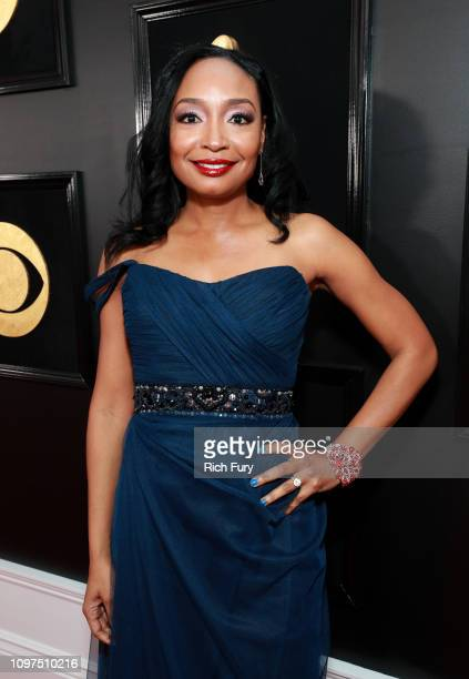 Malina Moye attends the 61st Annual GRAMMY Awards at Staples Center on February 10 2019 in Los Angeles California