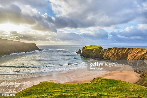 Malinbeg beach,County Dongegal, North Ireland