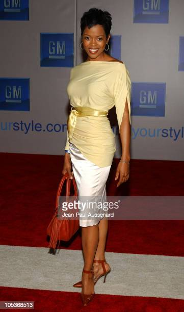 """Malinda Williams during 3rd Annual """"Ten"""" Fashion Show Presented By General Motors - Arrivals at Sunset and Vine in Hollywood, California, United..."""