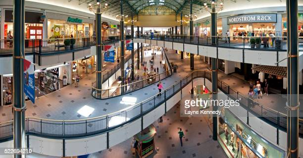 mall of america, bloomington, minnesota - mall of america stock pictures, royalty-free photos & images