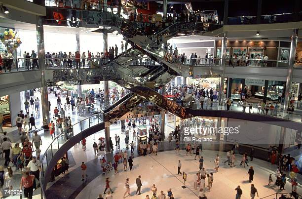 Mall of America, Minnesota, August 12, 1992.