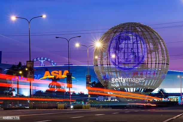 SM Mall of Asia in Passay City Metro Manila