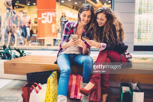 mall shopping - merchandise stock pictures, royalty-free photos & images