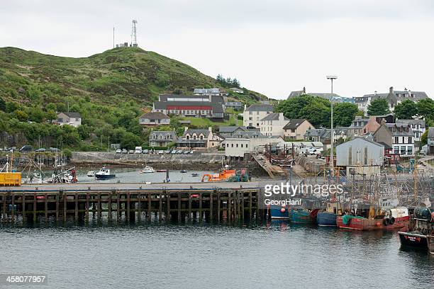 mallaig scotland - mallaig stock photos and pictures