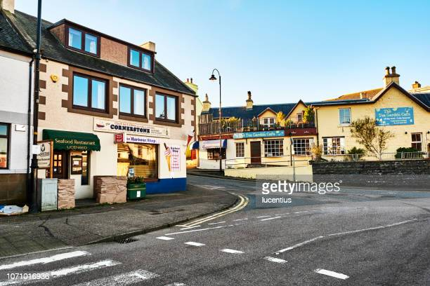 mallaig village, scotland - mallaig stock photos and pictures