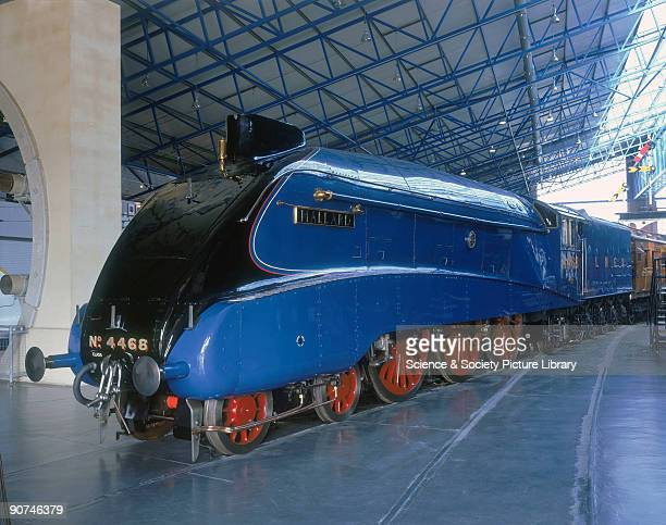 'Mallard' on display at the National Railway Museum York in 1999 The A4 Pacific class 'Mallard' was designed by Sir Nigel Gresley the chief engineer...