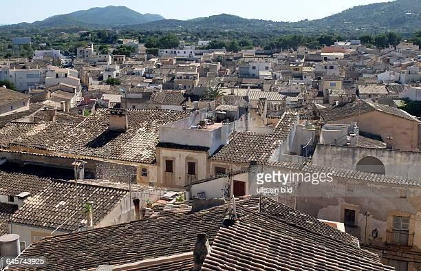 Mallorca ist die größte der Balearischen Inseln im Mittelmeer und gehört zu Spanien, fotografiert im Oktober 2014. Sie ist etwa 170 Kilometer vom...