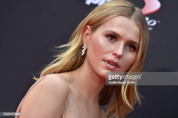 Mallory Edens attends The 2018 ESPYS at Microsoft Theater on July 18 2018 in Los Angeles California