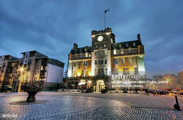 Malmaison Hotel, Edinburgh
