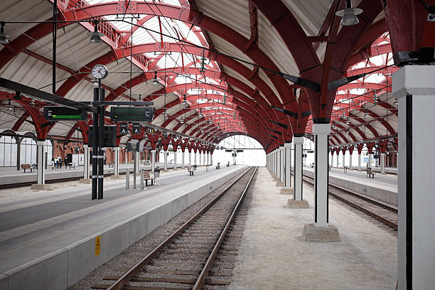 Malmo Central Railway station