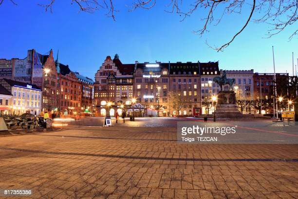 malmo in sweden - malmo stock pictures, royalty-free photos & images