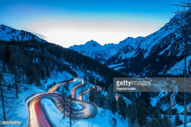 maloja pass - swiss alps stock pictures, royalty-free photos & images