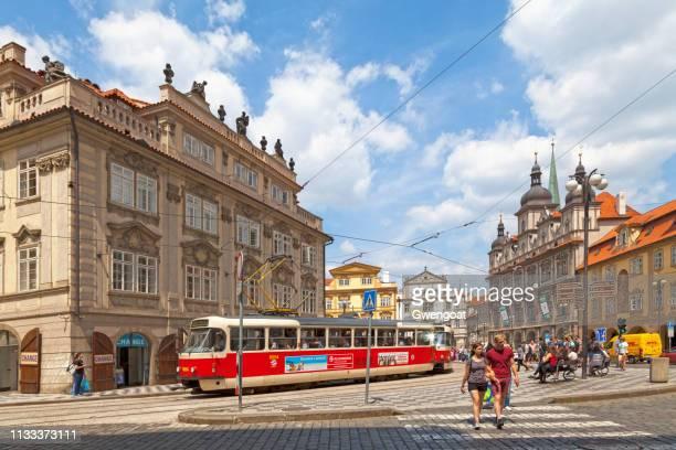 Malostranske Namesti i Prague