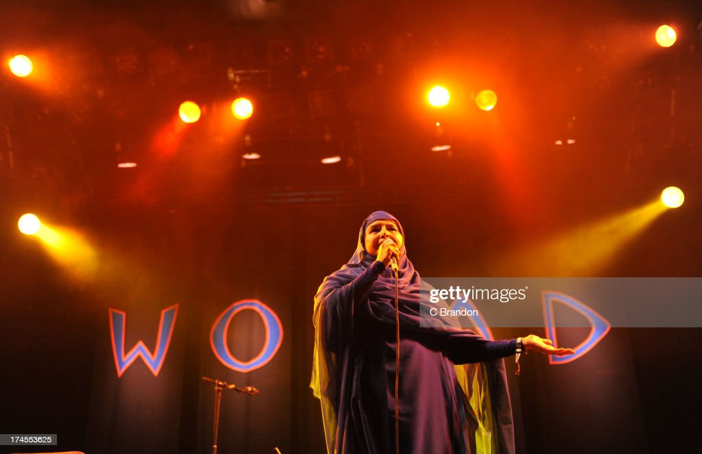 WOMAD Festival 2013 - Day 3 : News Photo