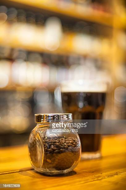 malt and beer