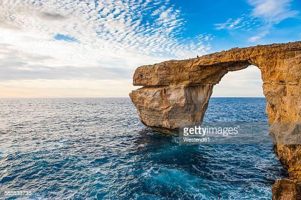 Malta, Gozo, Natural Arch, Azure Window