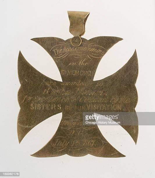 Maltese Cross Stock Photos And Pictures Getty Images