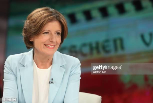Malu Dreyer in der ZDFTalkshow maybrit illner am in Berlin Abstiegsangst im reichen Land Warum wächst die Wut