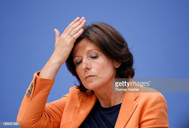 Malu Dreyer, SPD Minister-President of the state of Rhineland-Palatinate and leader of the Social Democratic Party in North Rhine-Westphalia at a...
