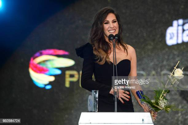 Malu during the 'Cadena Dial' Awards 2018 Gala on March 15 2018 in Tenerife Spain