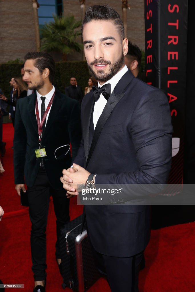The 18th Annual Latin Grammy Awards - Red Carpet : News Photo