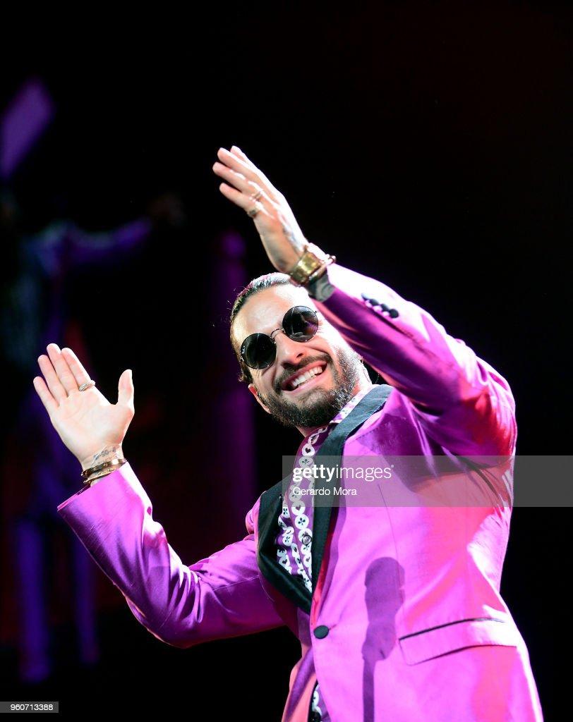 Maluma In Concert - Orlando, Florida
