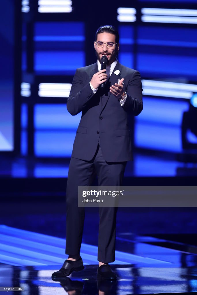 """Univision's 30th Edition Of """"Premio Lo Nuestro A La Musica Latina"""" - Show : News Photo"""
