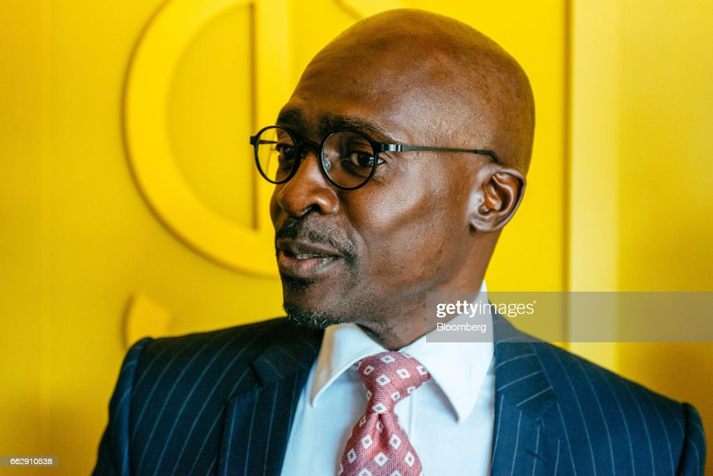 Malusi Gigaba, South Africa's finance minister, leaves a news conference in Pretoria, South Africa, on Saturday, April 1, 2017. Gigabasaid he will use the National Treasury to push for inclusive economic growthwhile sticking within spending frameworks already put in place. Photographer: Waldo Swiegers/Bloomberg via Getty Images