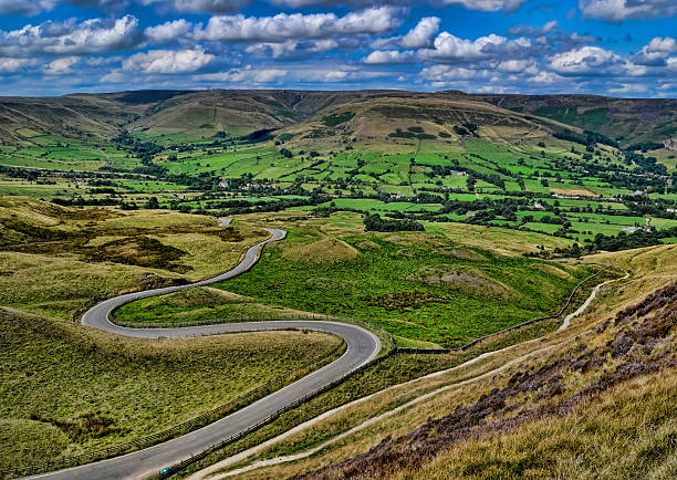 Mam Tor To Edale Wall Art
