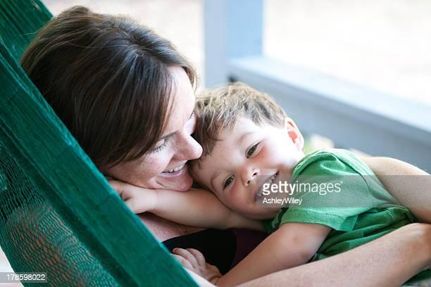Mama e filho