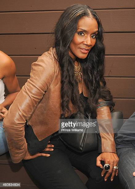 Mama Dee attends the 5th Annual Grand Hustle BET Hip Hop Awards Weekend Block Party at 255 Tapas on October 10 2015 in Atlanta Georgia