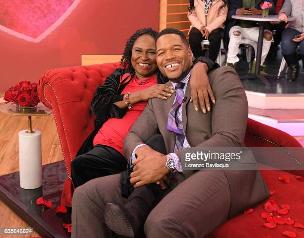 AMERICA Mama Doris is a guest on Good Morning America Tuesday February 14 2017 on the ABC Television Network MAMA