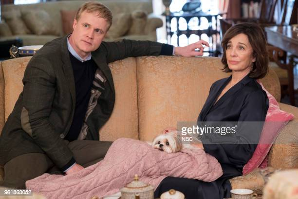 UNIT 'Mama' Episode 1922 Pictured Todd Alan Crain as Henry Phillips Anne Archer as Trudy Morris