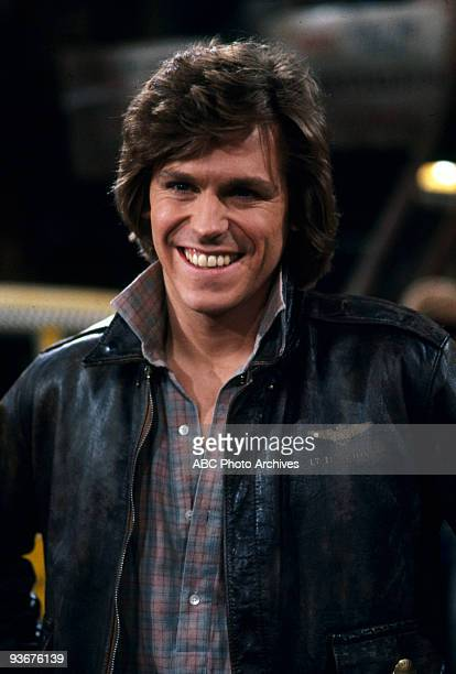 TAXI Mama Gravas Season One 2/27/79 Jeff Conaway on the Walt Disney Television via Getty Images Television Network comedy Taxi The staff of a New...